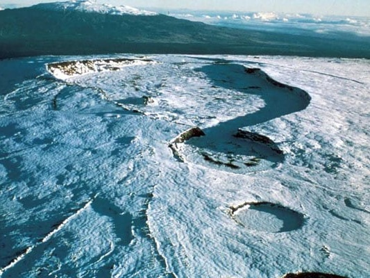 Alert Level Raised At World's Largest Volcano In Hawaii