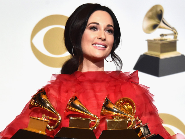 Grammy Winner Kacey Musgraves to Present at Oscars 2019!