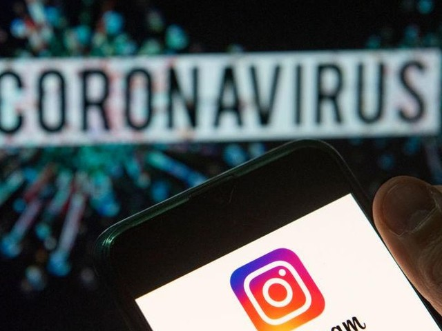 Instagram blocks 'natural immunity' hashtag