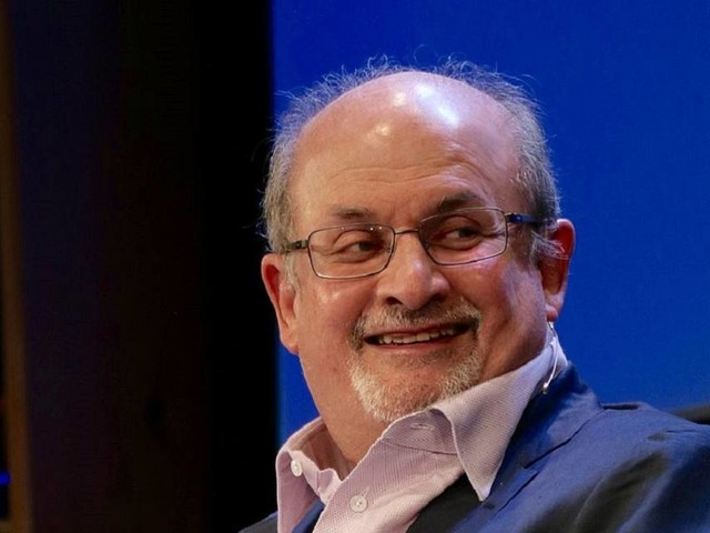 Remembering Rushdie: 30 Years Ago, the Novelist Was Marked for Death by Ayatollah Khomeini