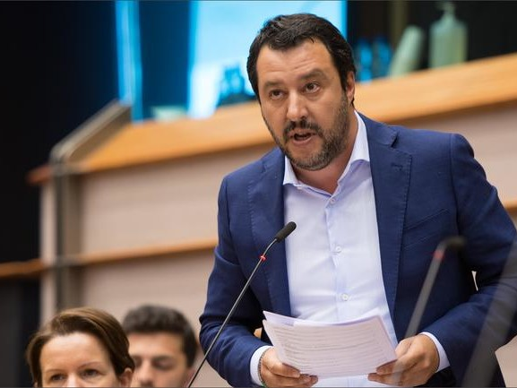 Italy: Salvini Out, Migrants In