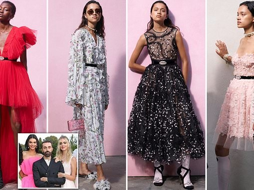 H&M and Giambattista Valli collection: Designer reveals his collaboration is for the 'jet set bunch'