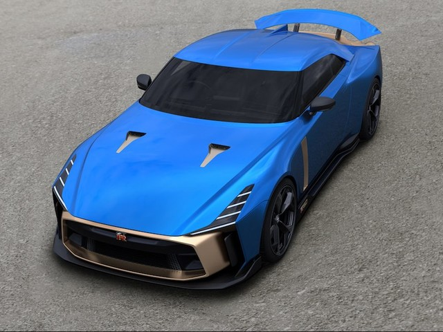 Nissan GT-R50 by Italdesign Bound for Production