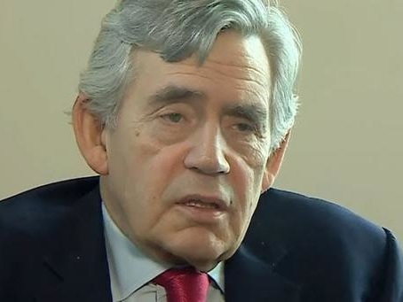 Former UK Prime Minister Calls For Global Government To Fight COVID-19