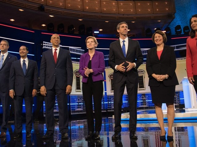 ABC-Univision Democratic Debate In September Likely To Feature Much Smaller Field