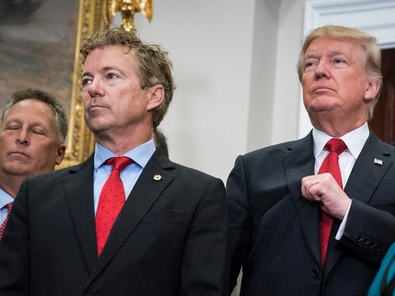 Iran's FM Zarif Was Secretly Invited By Rand Paul To Meet Trump In Oval Office