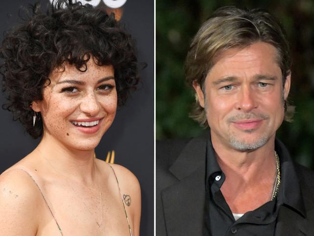 Brad Pitt and 'Arrested Development' star Alia Shawkat are not dating