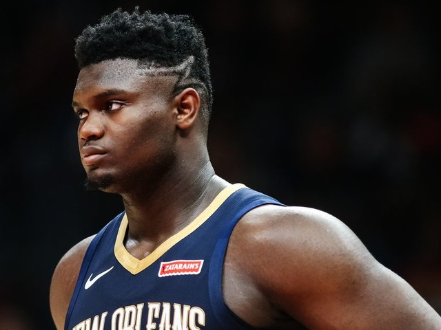 Zion Williamson is here to save us