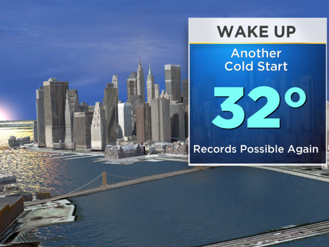11/12 CBS2 Sunday Morning Weather Headlines