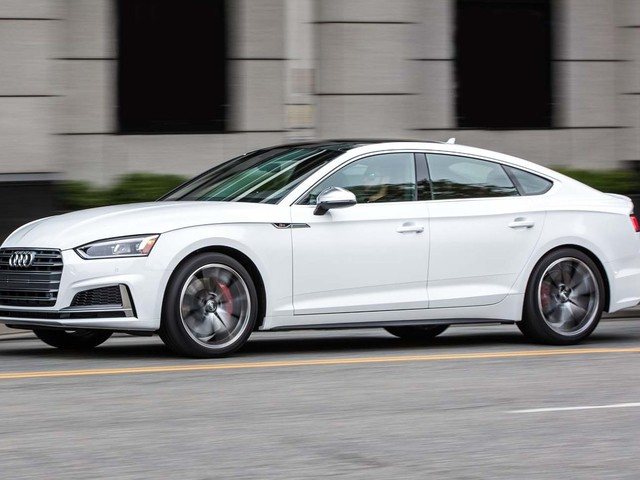 2018 Audi A5, S5 Sportback First Drive: Logic With a Dose of Passion