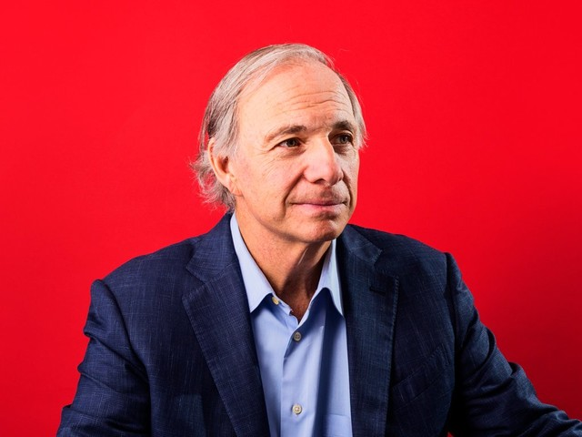Ray Dalio started Bridgewater in his apartment and built it into the world's largest hedge fund. Here are 5 major lessons he's learned over the past 44 years.
