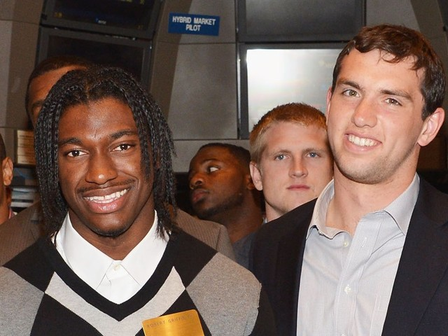 WHERE ARE THEY NOW? All the big-name QBs taken with Andrew Luck in the 2012 NFL draft