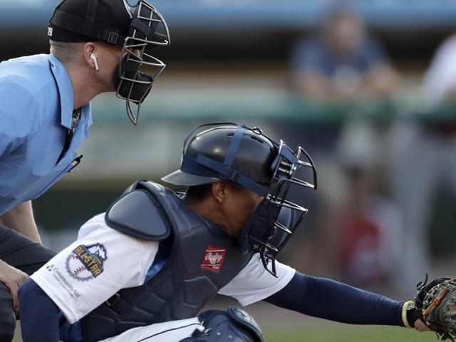 """Robot umpires"" debut in independent Atlantic League"