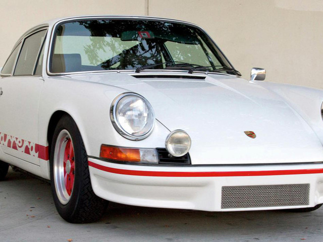 1973 Porsche 911 Carrera RS From RUF Is Very Rare, Very Expensive And We Want It