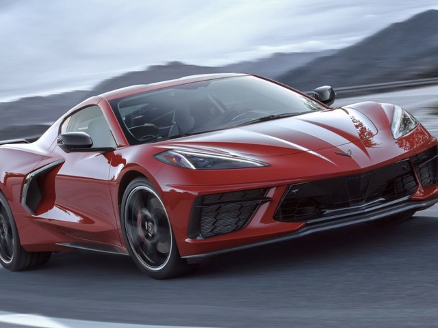 Open Diff: What do you think of the new 2020 Corvette Stingray?