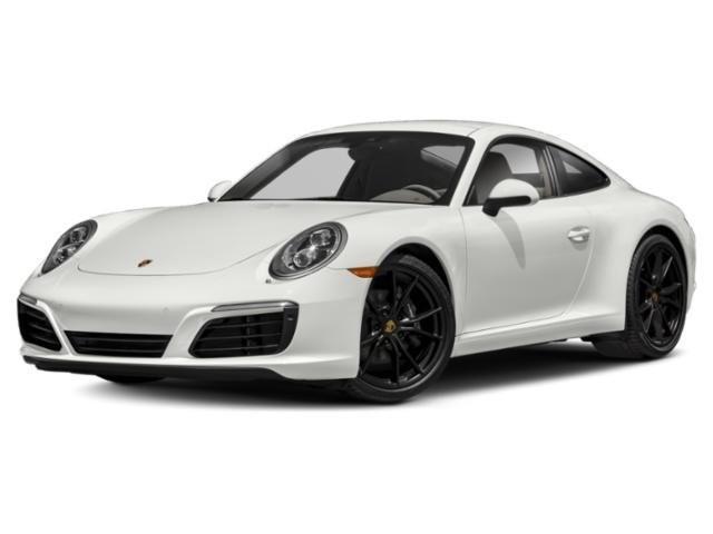 2017 Porsche 911--Carrera--4