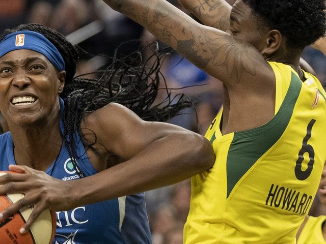 'Angry Syl' Fowles fuels resurgence for Lynx