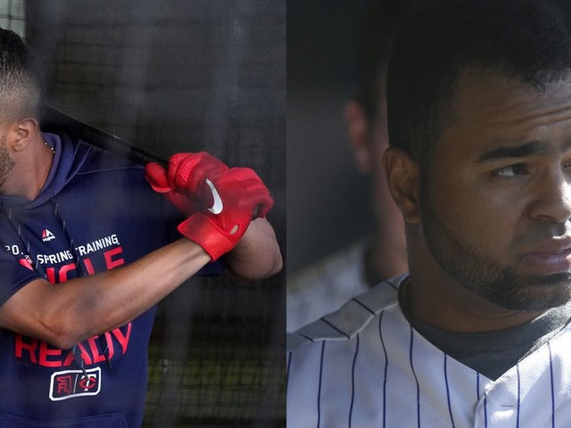 Two Rosarios in Twins organization in close quarters, but different worlds