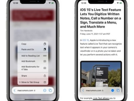 Chrome Ditched Redesign That Was Similar to Safari in iOS 15, Says Former Google Employee