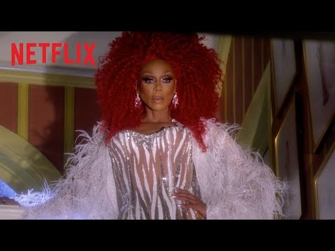 RuPaul To Star In Netflix Original Series 'AJ And The Queen'