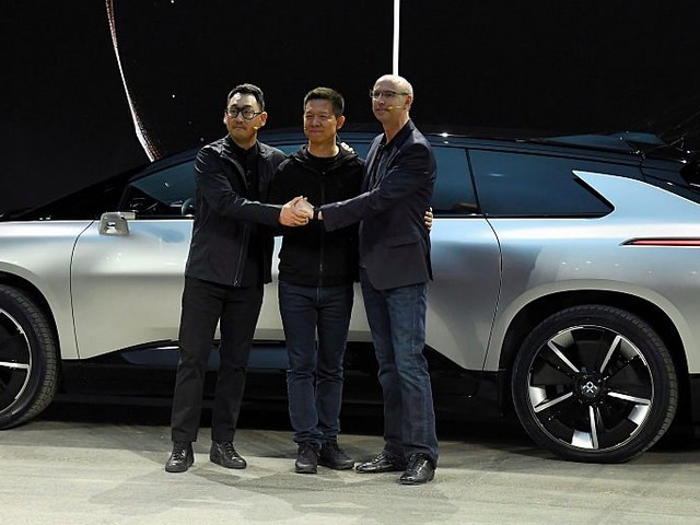 Here are 5 things Faraday Future wants to do with a $1 billion capital raise, and what needs to happen first