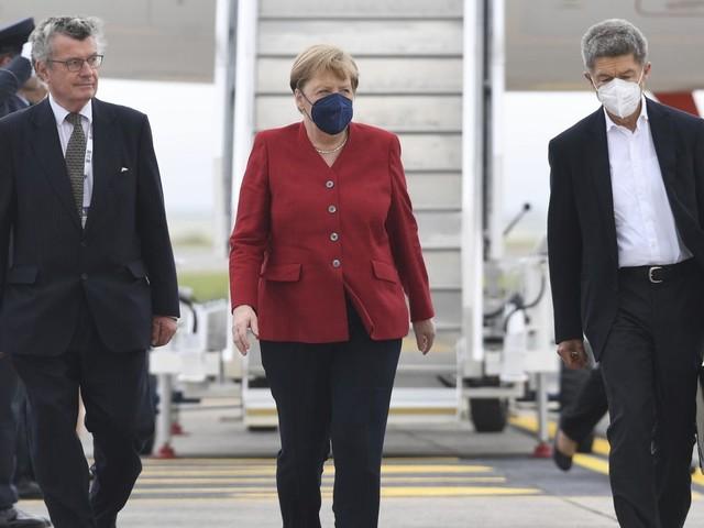 White House: German Chancellor Angela Merkel to visit Joe Biden on July 15