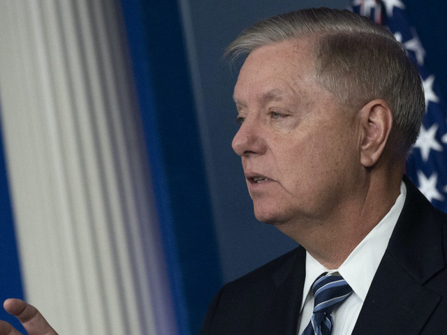 Lindsey Graham responds to Joe Biden's warning: Hunter's Burisma employment 'doesn't pass the smell test'