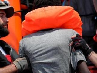 The Latest: NGO welcomes Malta taking ashore migrants