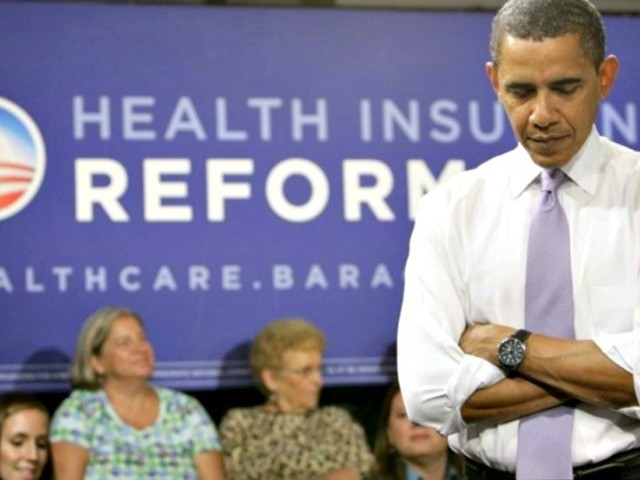 Death Spiral: CBO Says Obamacare Premiums to Spike by 15 Percent in 2019