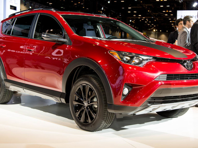 2018 Toyota RAV4 Adventure: A Little Practicality for a Lotta Dollars