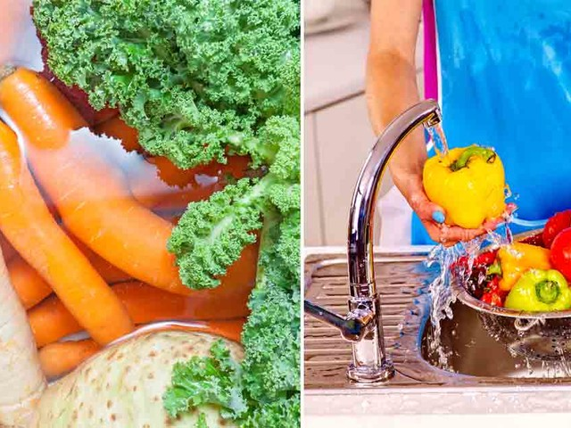 Should You Wash Your Produce?