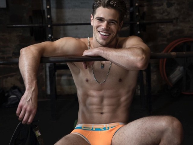 Male Model Monday: Tucker Des Lauriers, Matthew S McGue, Alex Sewall & More