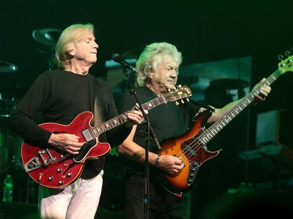 Moody Blues taking 'We'll see' approach to Rock & Roll Hall of Fame