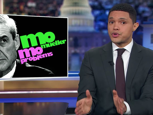 Prison For Trump? Trevor Noah Doesn't Want To See It.