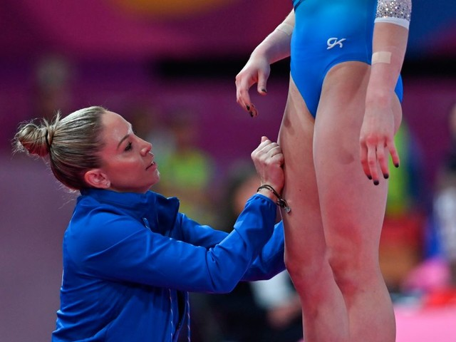 USA Gymnastics schedules hearing on Maggie Haney case for next week
