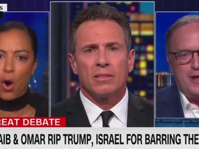 CNN commentator claims white Republican men are the 'greatest terrorist threat' in America