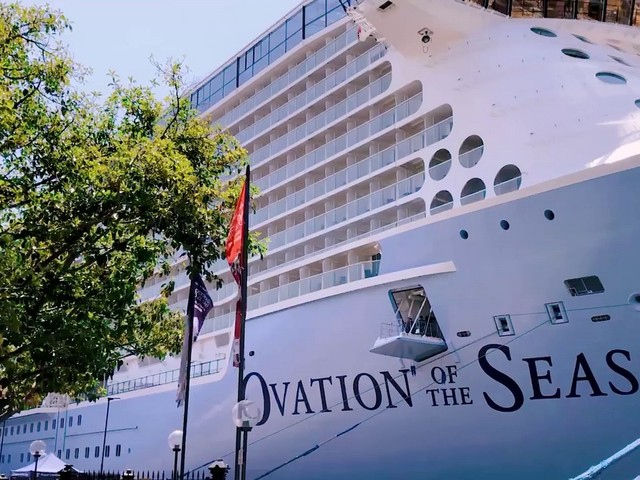 Royal Caribbean's Ovation of the Seas hosts biggest game of Hide and Seek