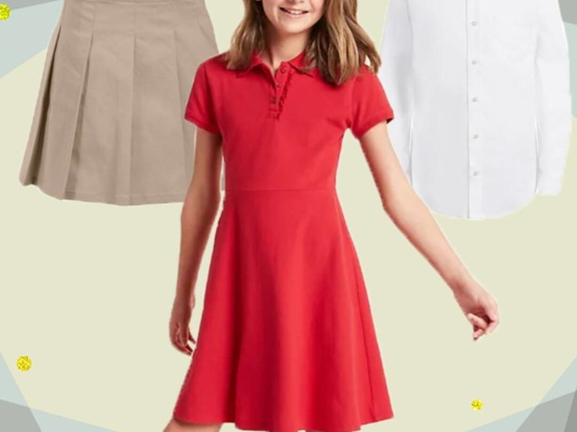 Shop These School Uniform Deals Before They Sell Out