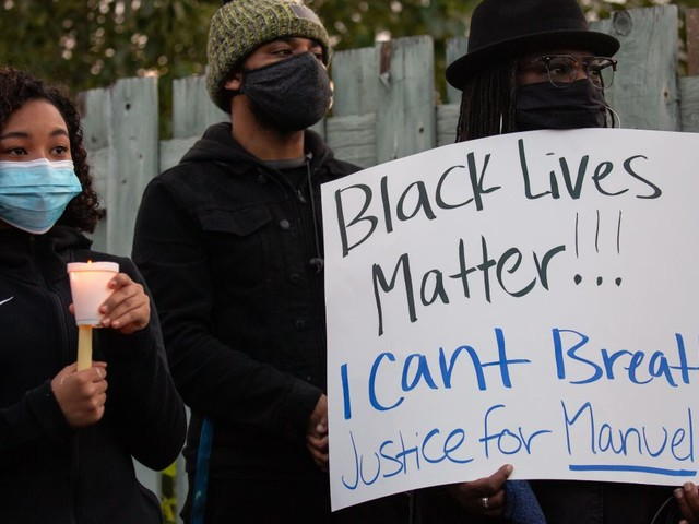 Another Black Man Died in Police Custody After Crying Out 'I Can't Breathe.' His Death Has Been Ruled a Homicide