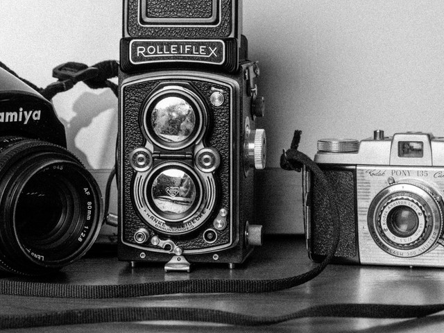 For The Love Of Grain   The Foundations of Film Photography