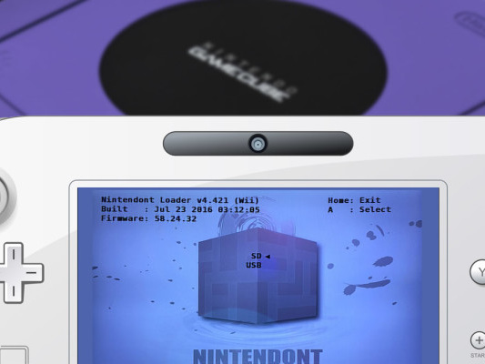 How to Play GameCube Games on Your Wii U With Nintendont
