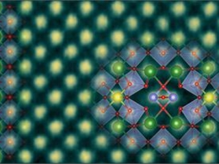 Conductive nature in crystal structures revealed at magnification of 10 million times