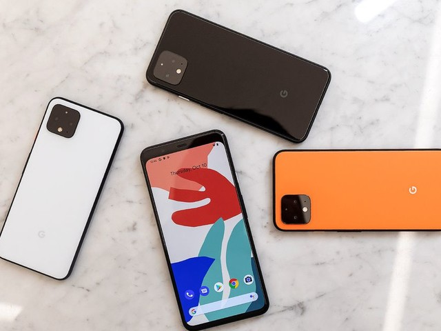 The price of the Pixel 4 has dropped below Black Friday prices