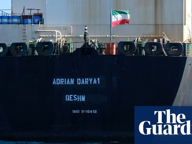 US blacklists Iranian tanker Mike Pompeo says is heading to Syria