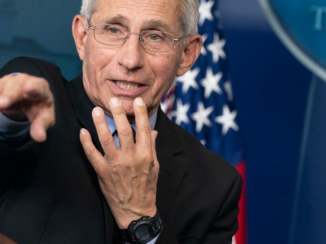Fauci changes tune, now says second COVID-19 wave may never happen — andmask-wearing is symbolic