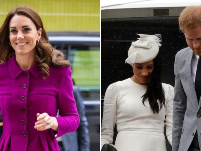 Kate Middleton reportedly turned down a free first class upgrade years before Harry and Meghan were criticized for flying by private jet