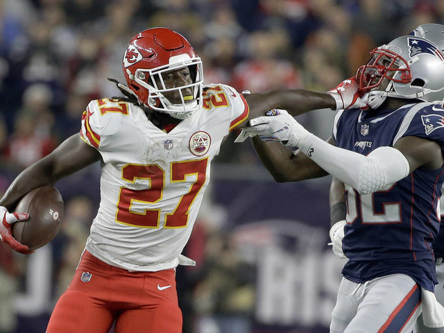 NFL suspends Browns RB Kareem Hunt