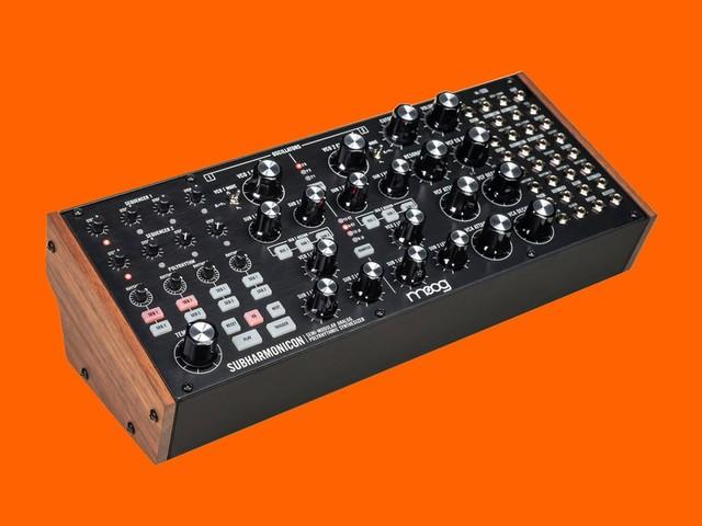 Moog Music Subharmonicon Review: A Strange but Wild Musical Escape