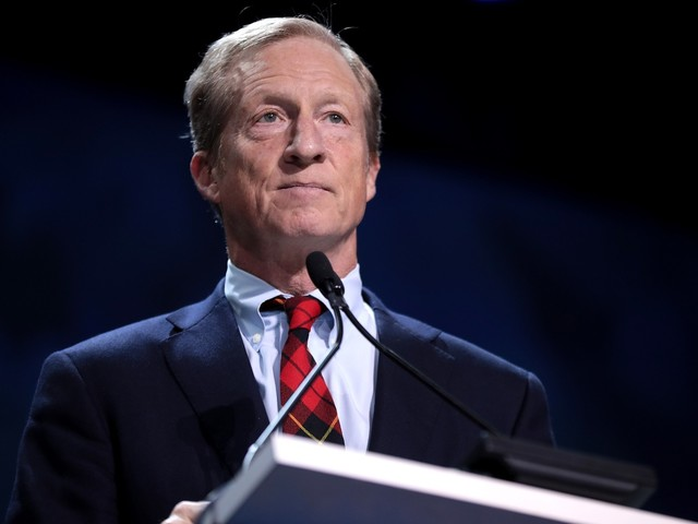 Billionaire Tom Steyer on fixing 'broken government' as the next potential president
