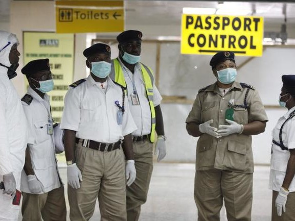 "Why Is The Federal Govt. Hiring ""Ebola Airport Screeners?"""